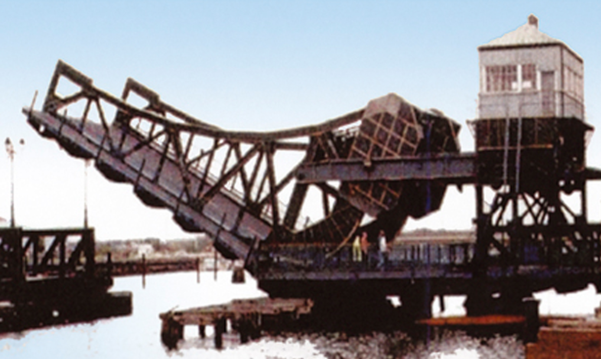 Grimsby Heritage Site overhaul of bascule bridge drive mechanism | Grimsby