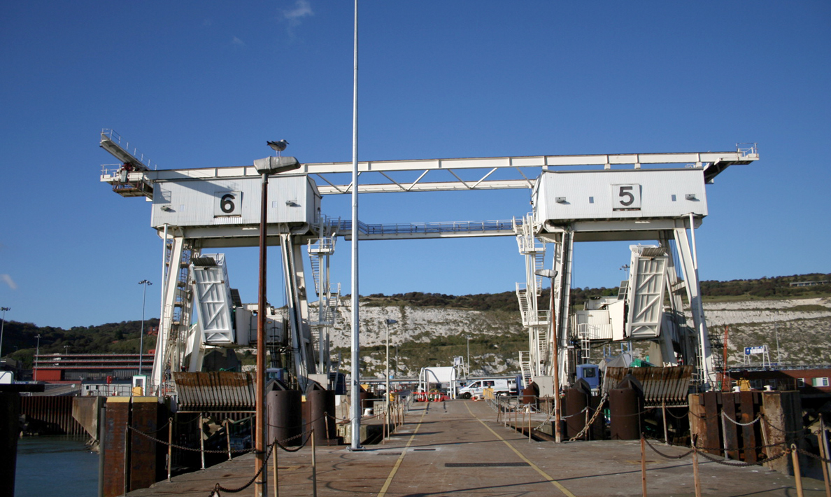 Berth 5 and 6 control system refurbishment | Dover Harbour