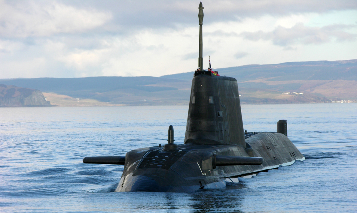 High integrity manufacture and machining of condenser units for the Astute nuclear submarines | Alstom/BAE Systems