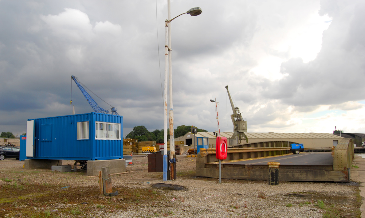 Refurbishment of two swing bridge | Kings Lynn Port