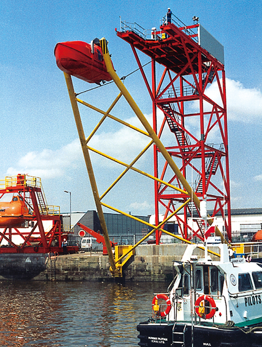 Offshore training facility | Hull