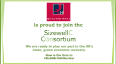 Qualter Hall is proud to join the Sizewell C Consortium
