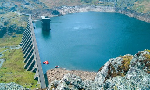 Refurbishment of Stwlan bulkhead gate | Ffestiniog Hydro-electric Power Station