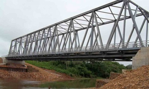 Kendal Bridge, new bridge completed | Belize