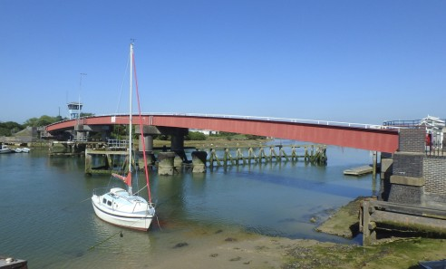 Littlehampton Foot Bridge