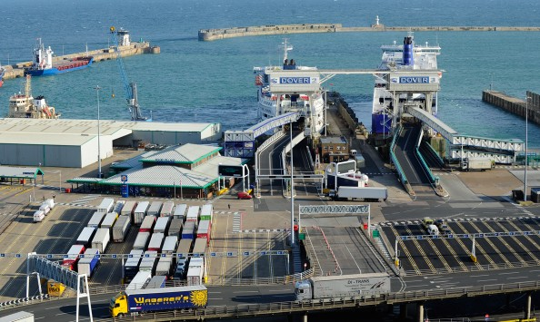 Refurishment of Berths 3, 2 and 7 | Dover Harbour